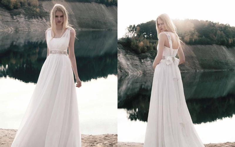 Весільні сукні грецький стиль фото 1