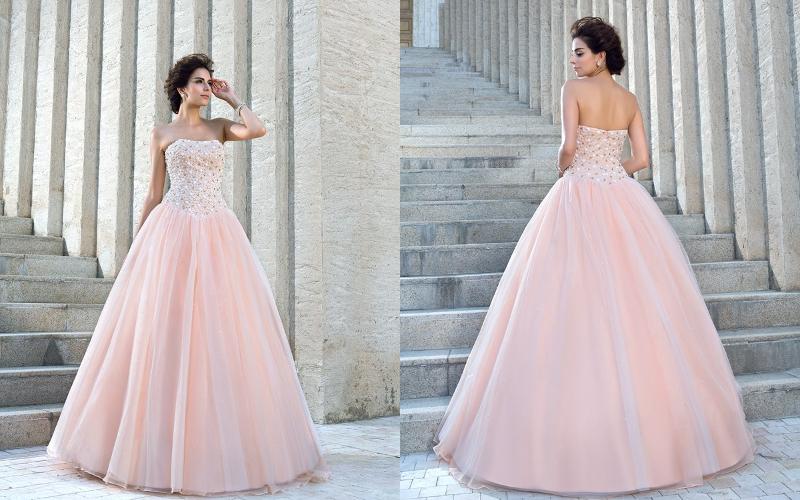 Весільні сукні пишні фото 1