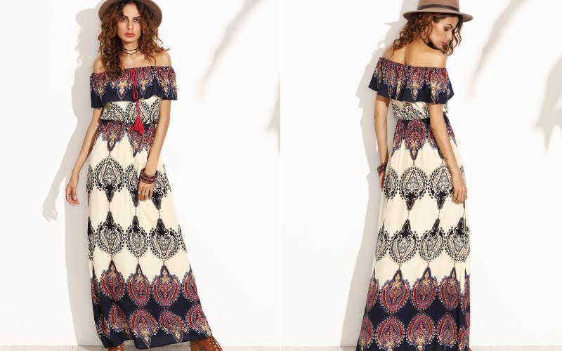 довге плаття фото 13