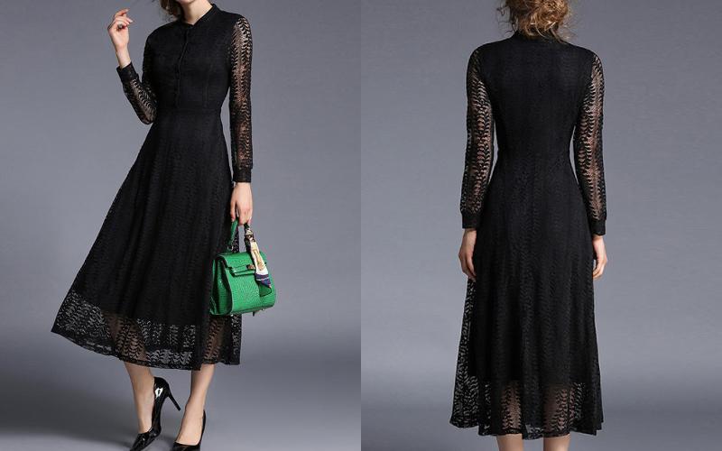 довге плаття фото 16