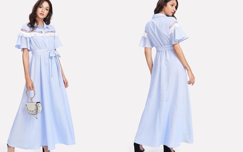 довге плаття фото 24