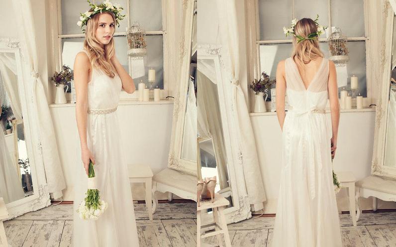 весільна сукня грецький стиль фото 3