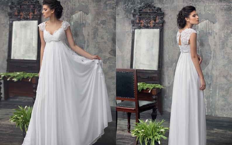весільна сукня грецький стиль фото 4