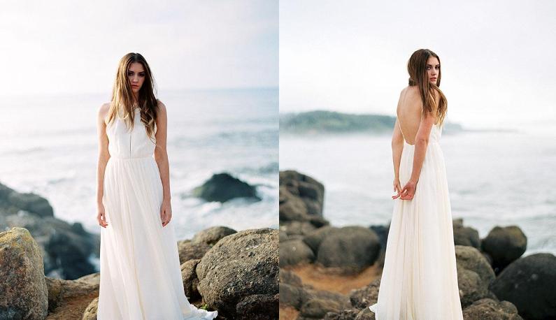 весільна сукня грецький стиль фото 5