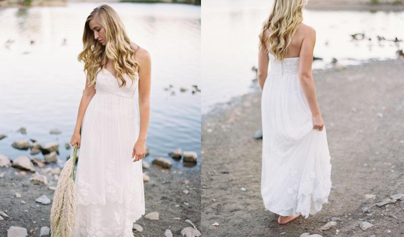 весільна сукня грецький стиль фото 8