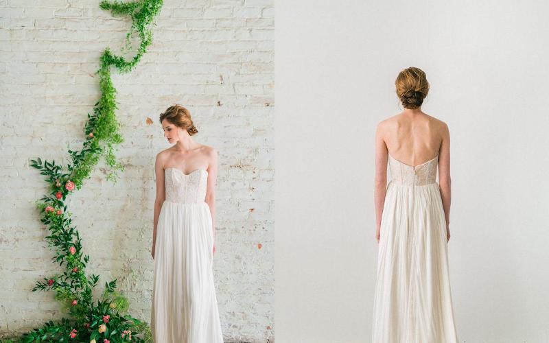 весільна сукня грецький стиль фото 9