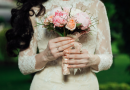 весільні сукні прямі фото 52