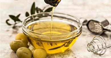 Оливкова олія фото 1