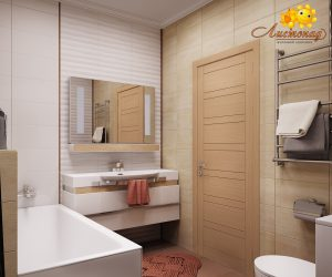 Вітальня і спальня в одній кімнаті 2 - фото 4