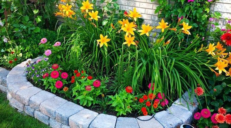 Клумби для квітів