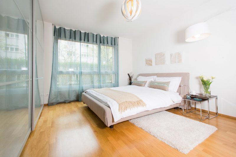 Сучасний інтер'єр спальні - фото 5