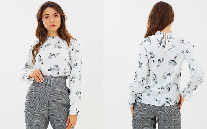 Жіночі блузки фото - 12