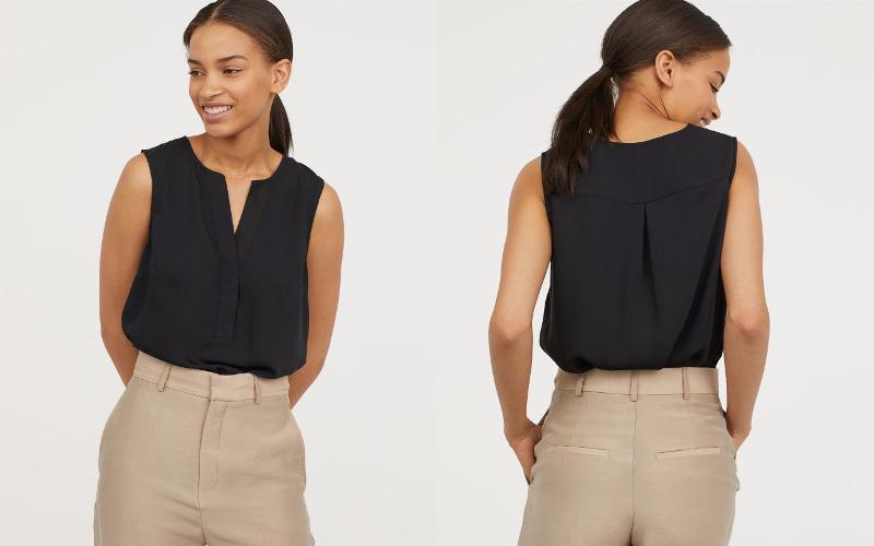 Жіночі блузки з шифону фото - 31