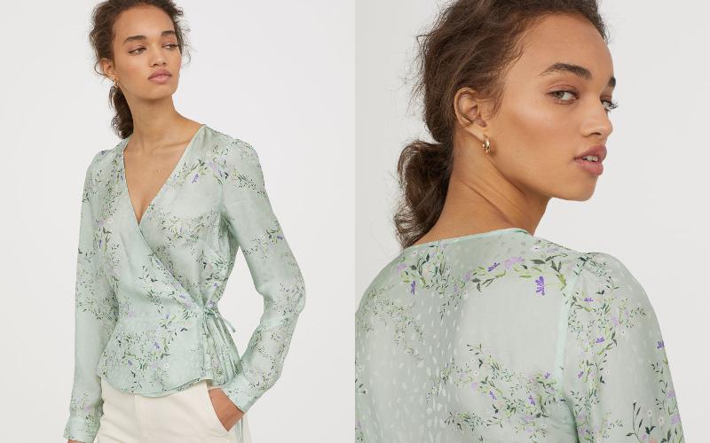 Жіночі блузки 2019  (72 фото) модні та гарні - «Поличка» 4bdfafb63c4c5