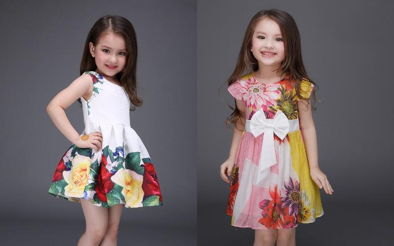 плаття для дівчаток фото - 6