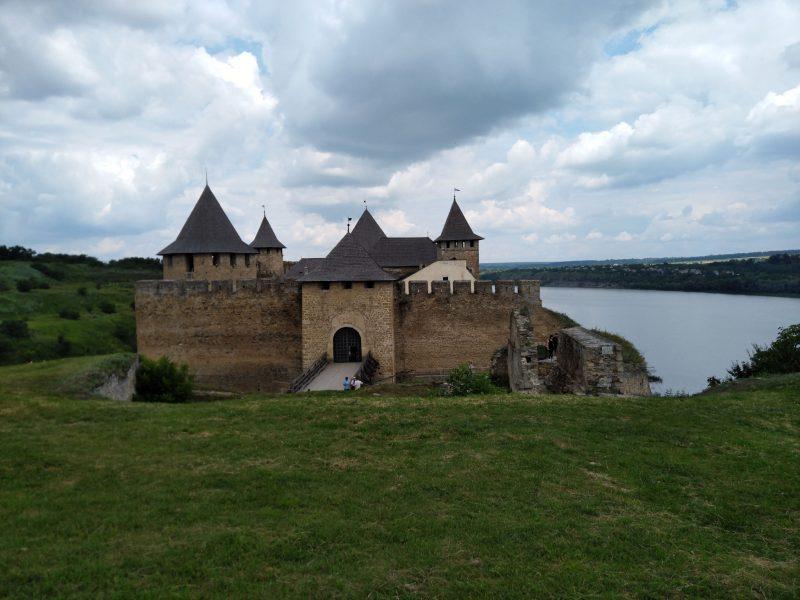 Хотинська фортеця - фото 1