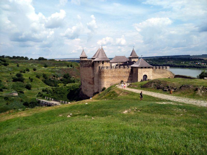 Хотинська фортеця - фото 12