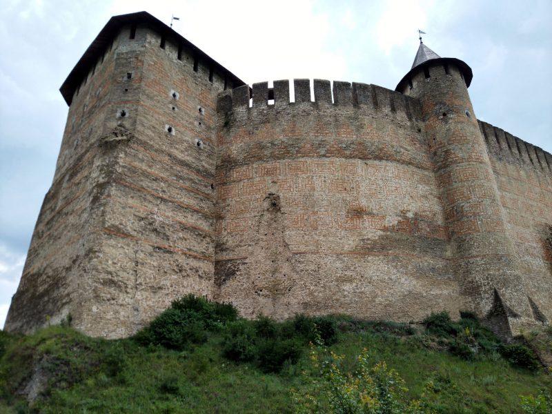 Хотинська фортеця - фото 7