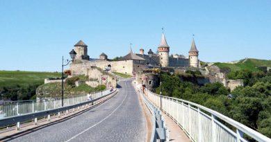 Кам'янець-Подільський - що подивитися туристу