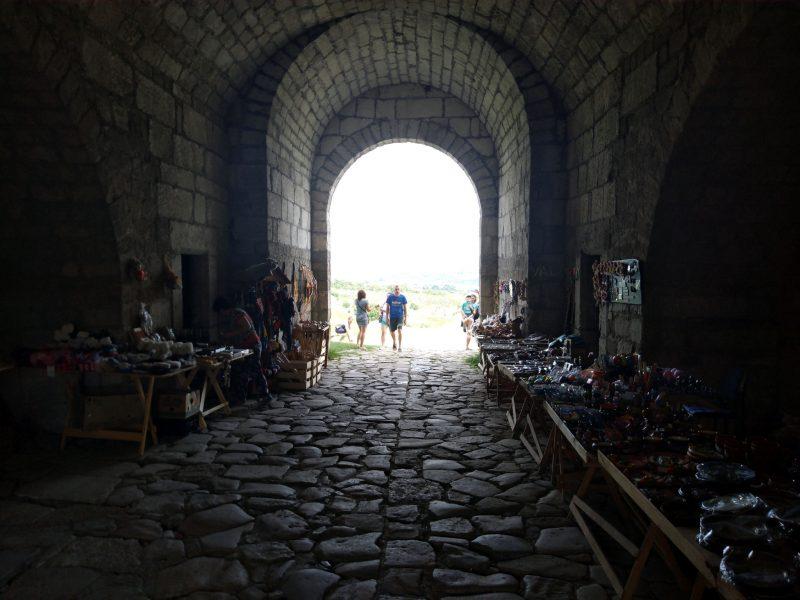 Вхід на територію хотинської фортеці - фото 14
