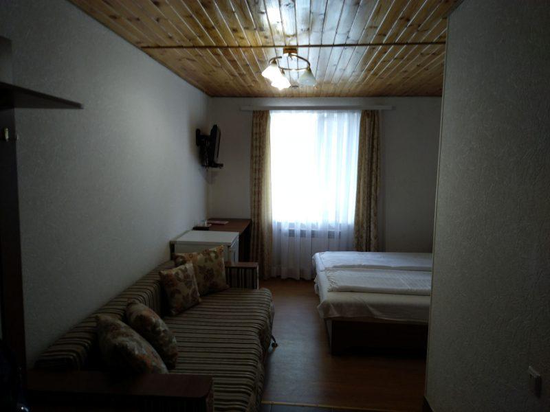Готель «Ксенія» (Врублівці) - фото двомісного стандарту