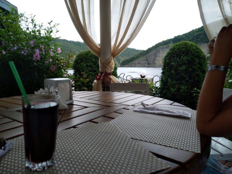 Готель «Ксенія» (с. Врублівці) - альтанки на березі Дністра