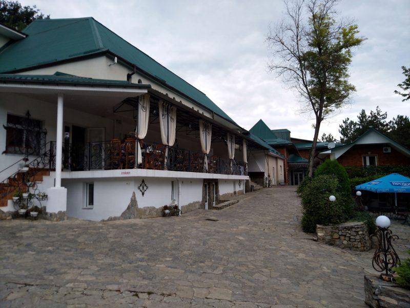 Готель «Ксенія» (с. Врублівці) - фото 7, ресторан