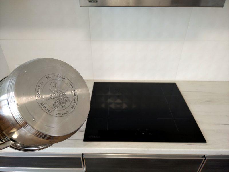 Посуд для індукційної плити - каструля