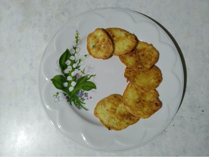 Страви з кабачків - рагу з кабачків і картоплі фото -109