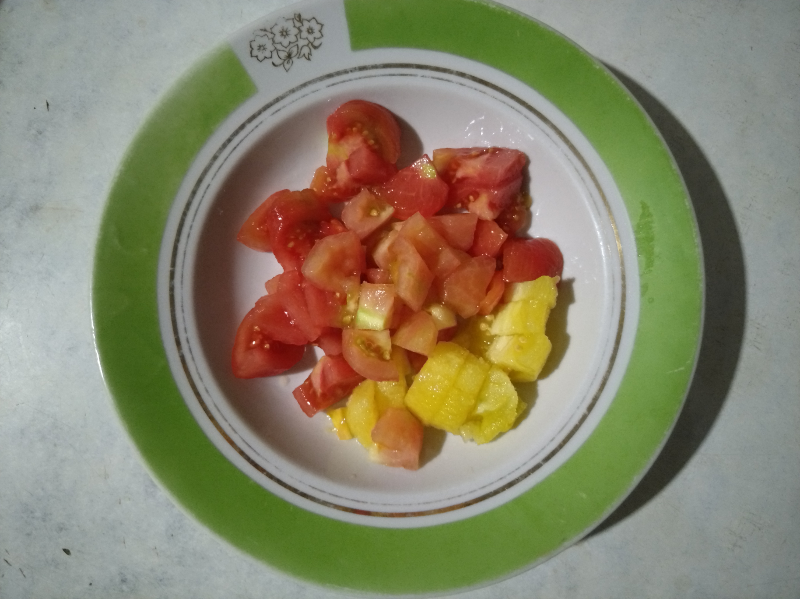 Страви з кабачків - рагу з кабачків і картоплі фото - 8