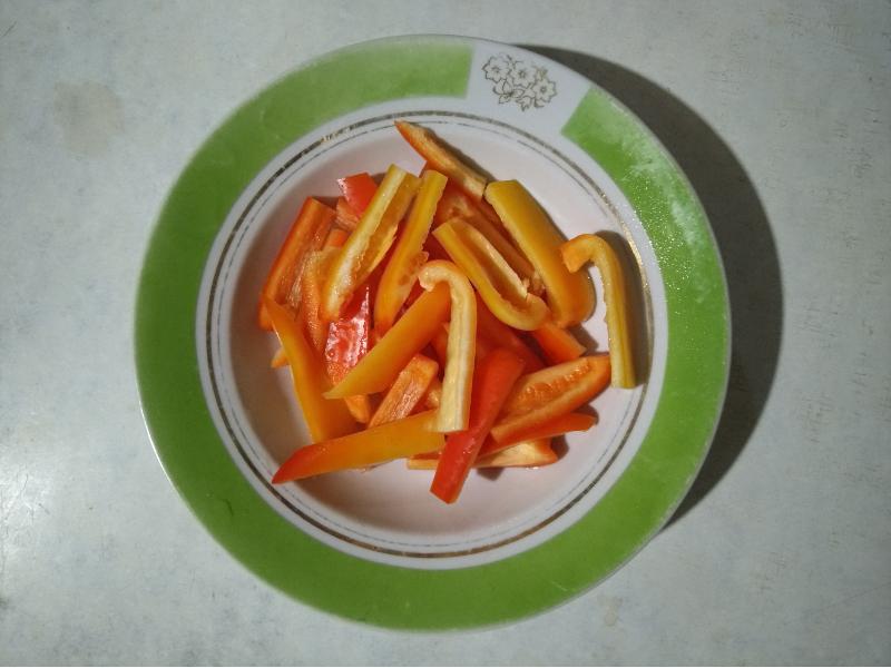 Страви з кабачків - рагу з кабачків і картоплі фото - 9