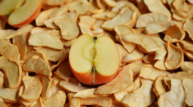 як сушити яблука на сонці ajnj - 1