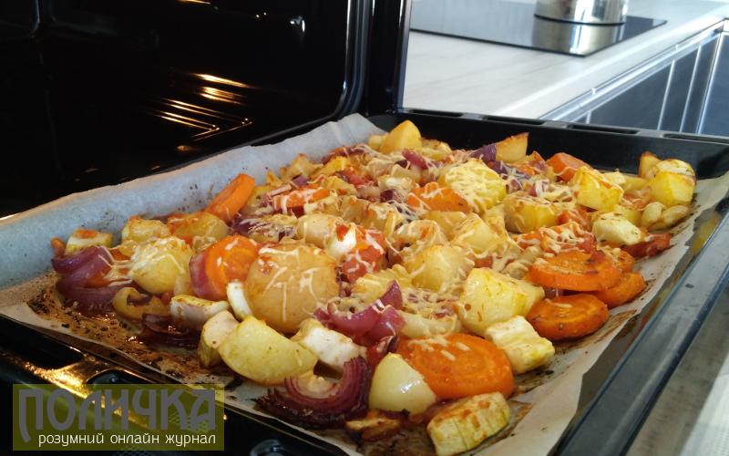 Прості страви з картоплі в духовці фото - 3