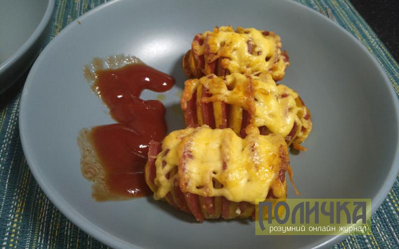 Прості страви з картоплі в духовці фото - 4