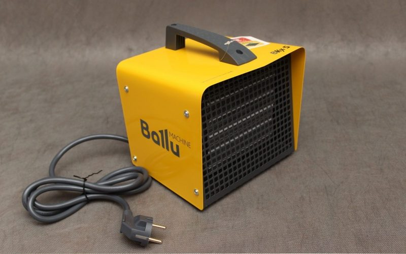 Теплова електрична гармата Ballu