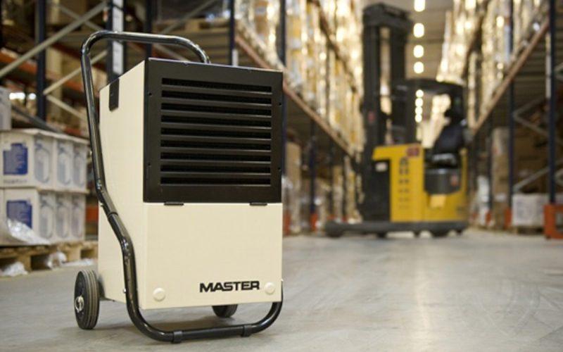 Теплова електрична гармата Master