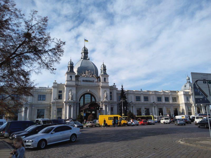 Де треба побувати у Львові - Залізничний вокзал