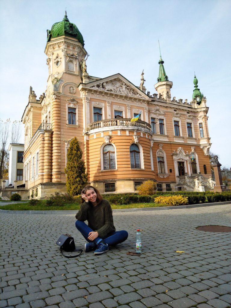 Гарні місця у Львові - Національний музей імені Андрія Шептицького