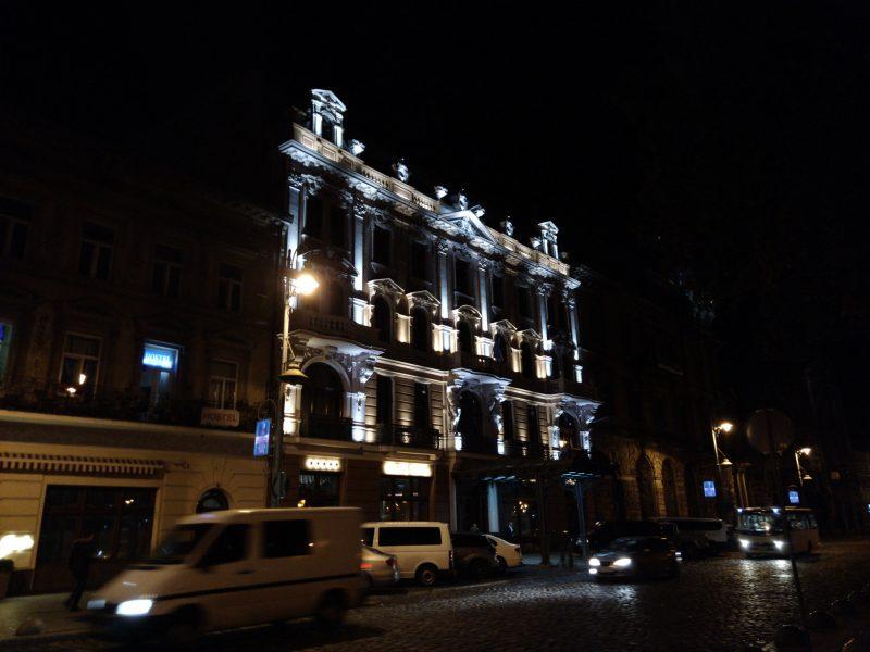 Гарний нічний Львів - фото 60
