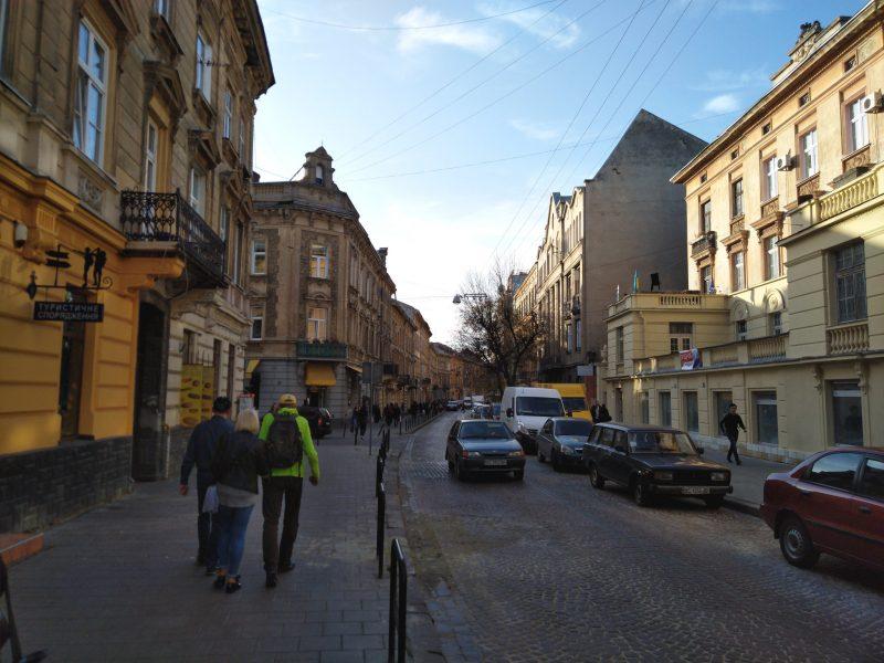 Що подивитися у Львові - вулички старого міста