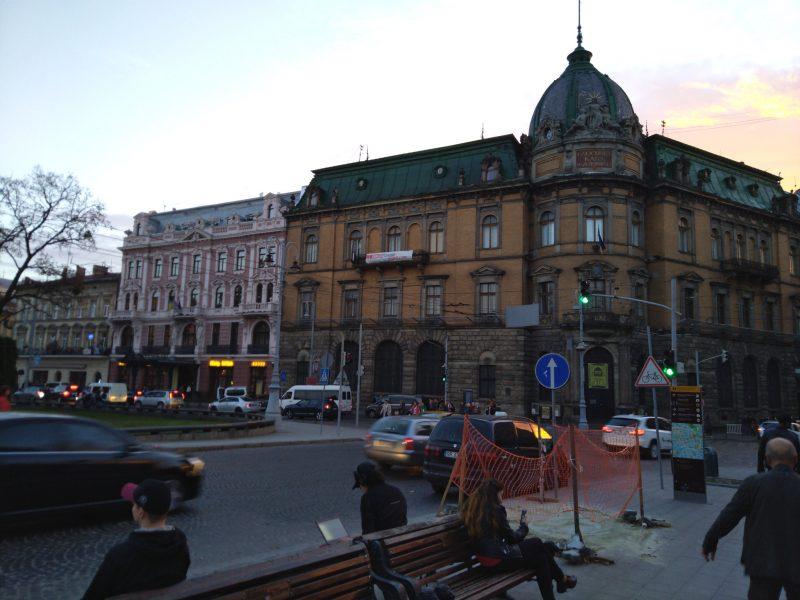 Що варто побачити у Львові - фото старого міста