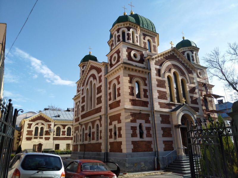 Церква святого великомученика Георгія