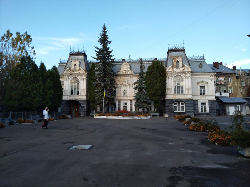 Палац Семенських
