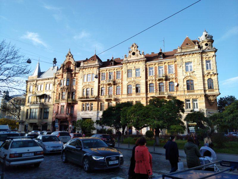 Вулички старого міста Львова