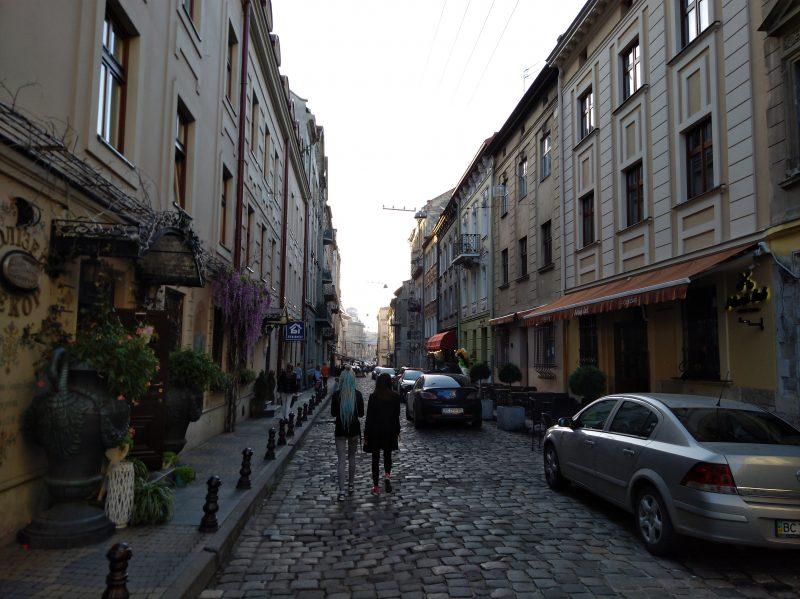 Вулички старого міста Львова - фото 10