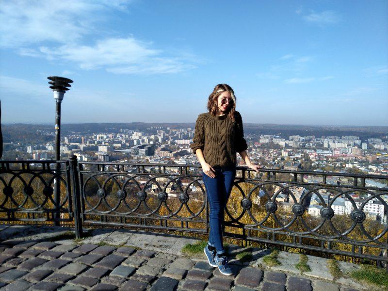 Високий замок - фото зі Львова
