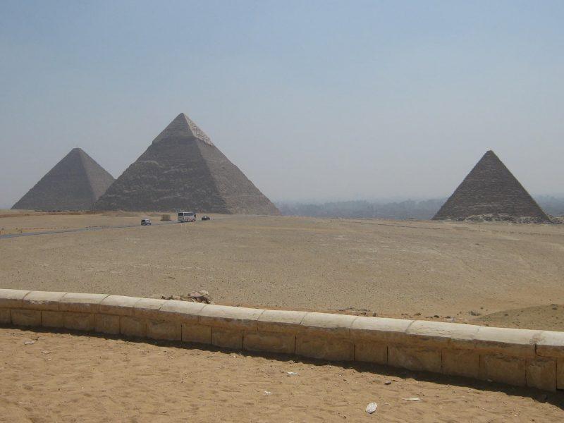 Піраміди в Гізі - що подивитися в Єгипті