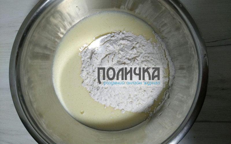 Шоколадний бісквіт простий рецепт фото - 5