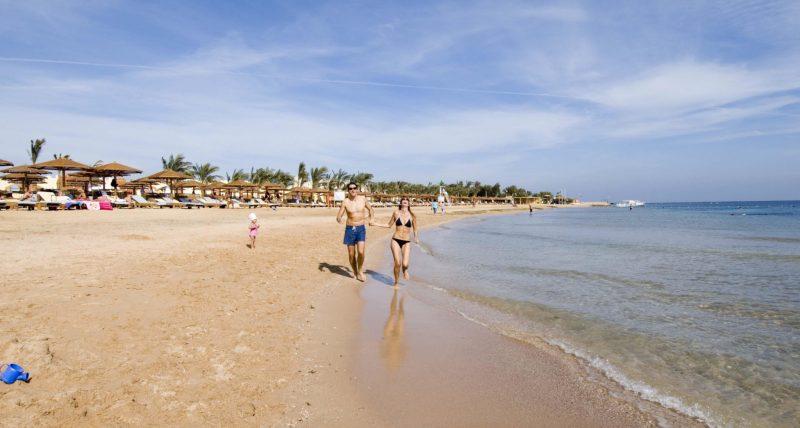 Відпочинок в Єгипті - курорт Макаді Бей