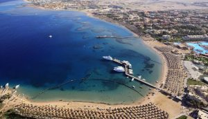 Відпочинок в Єгипті - курорт Макаді Бей фото 4